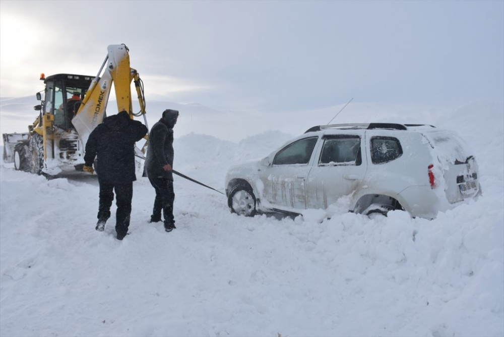 Kars'ta Kış 16