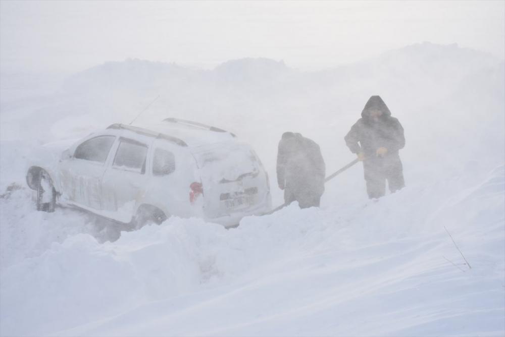 Kars'ta Kış 18