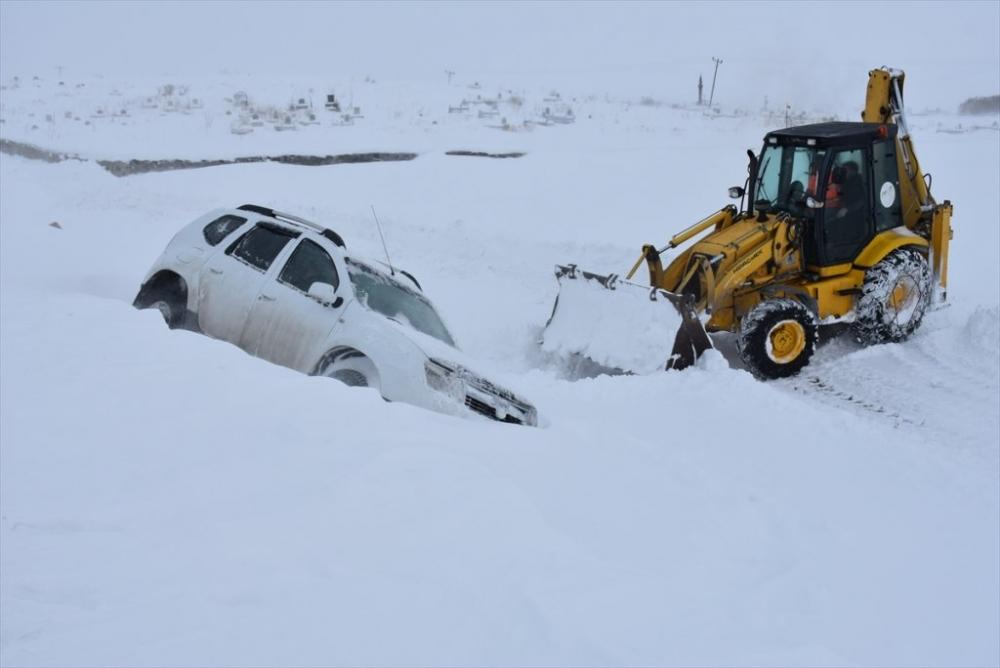 Kars'ta Kış 23