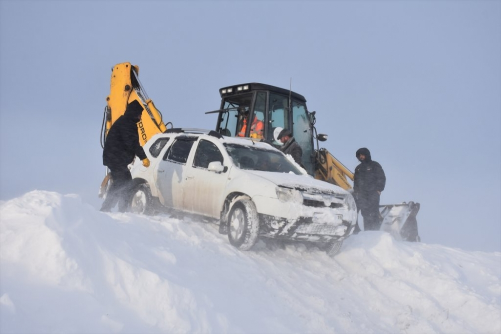 Kars'ta Kış 25