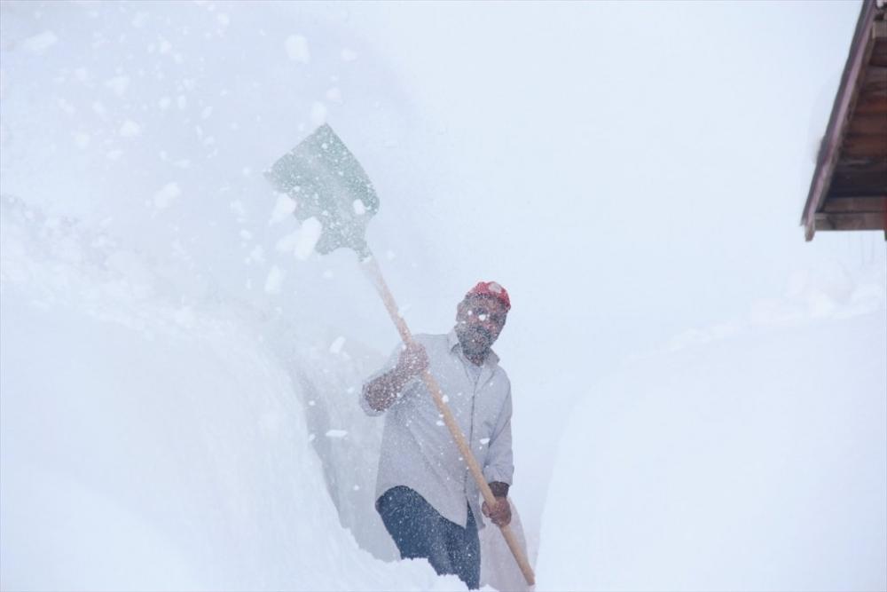 Kars'ta Kış 30