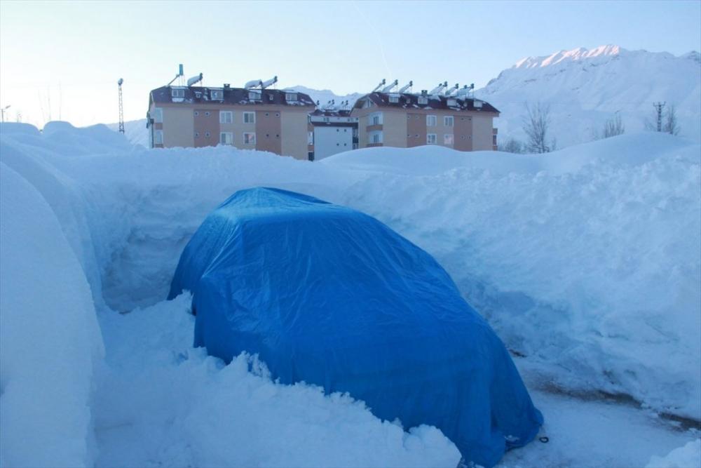Kars'ta Kış 34