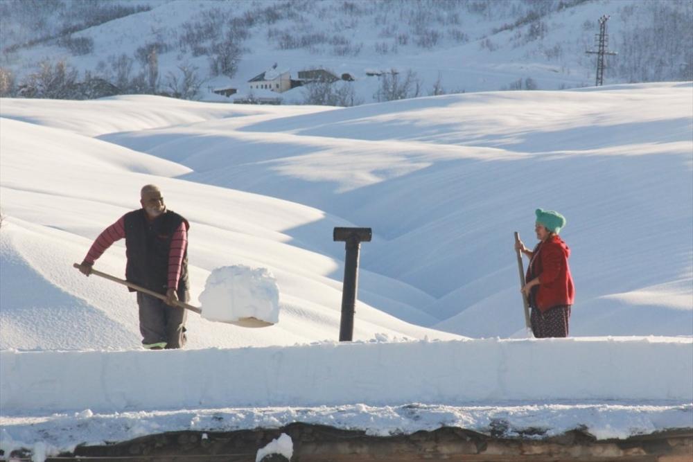 Kars'ta Kış 35