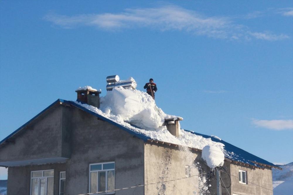 Kars'ta Kış 38