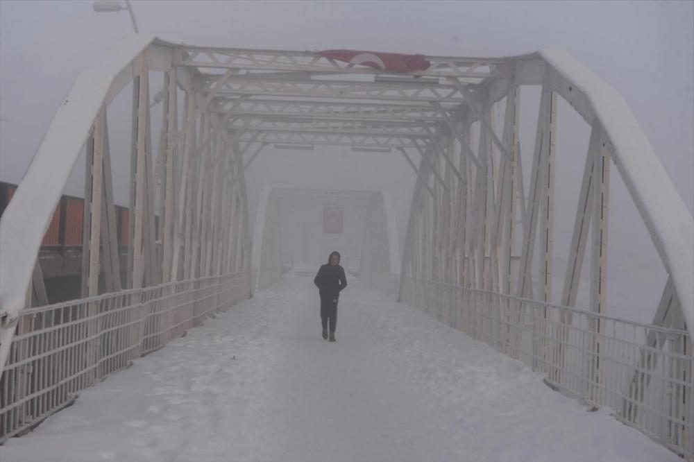 Kars'ta Kış 40