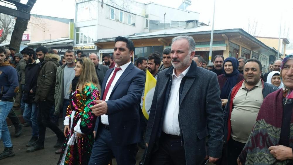 HDP'nin Digor Seçim Bürosu Açıldı 13
