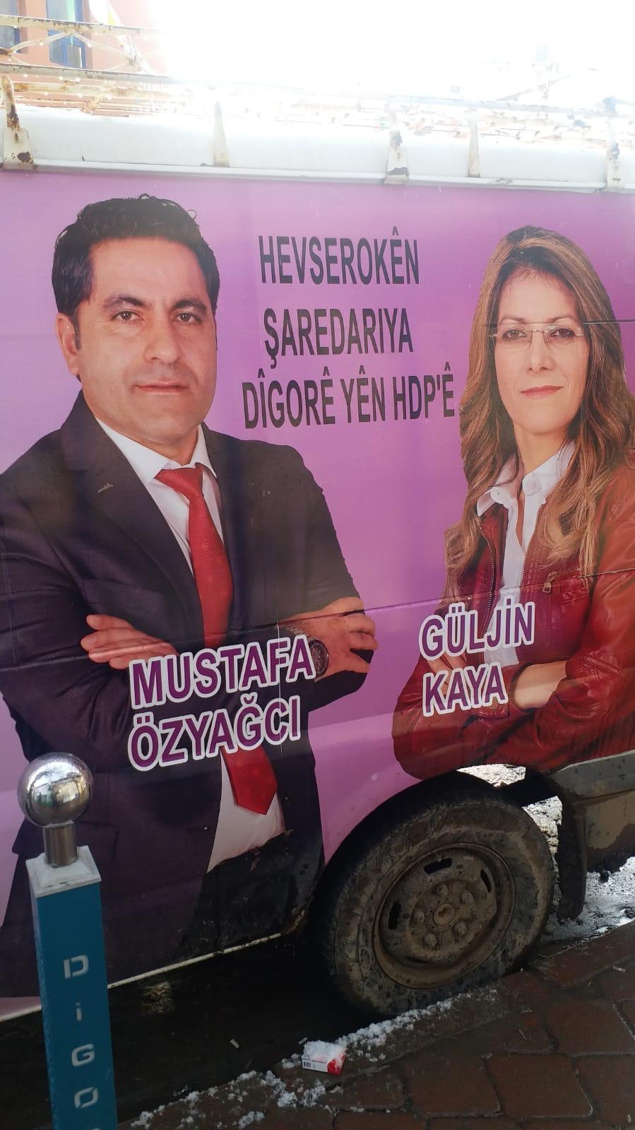 HDP'nin Digor Seçim Bürosu Açıldı 2