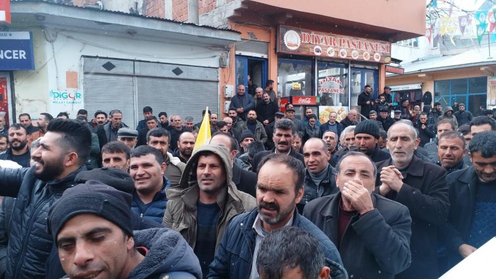 HDP'nin Digor Seçim Bürosu Açıldı 7