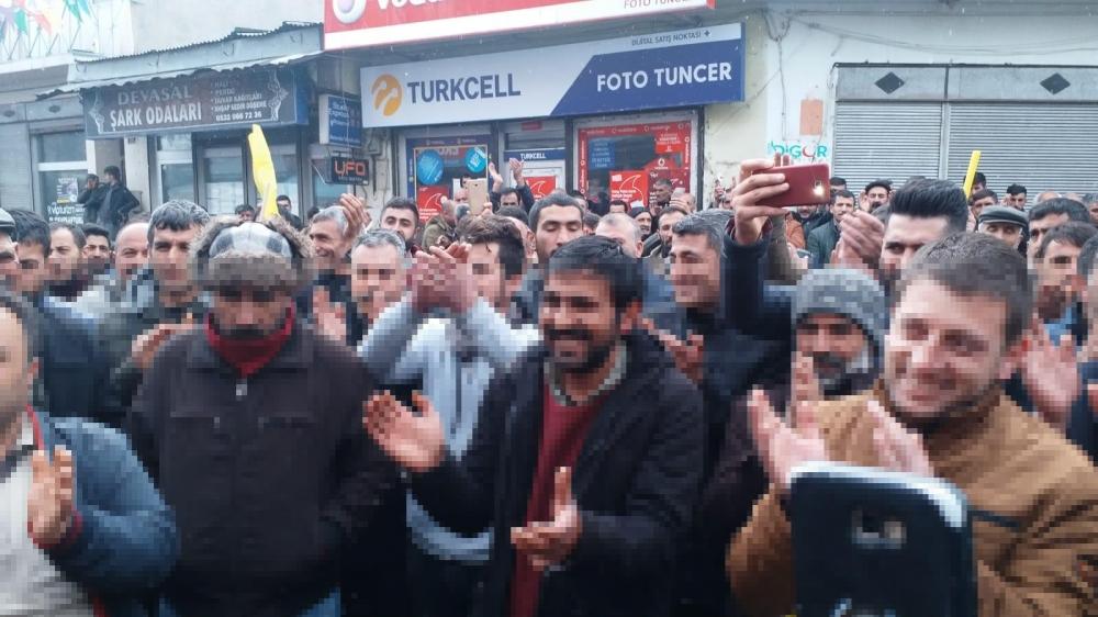 HDP'nin Digor Seçim Bürosu Açıldı 8