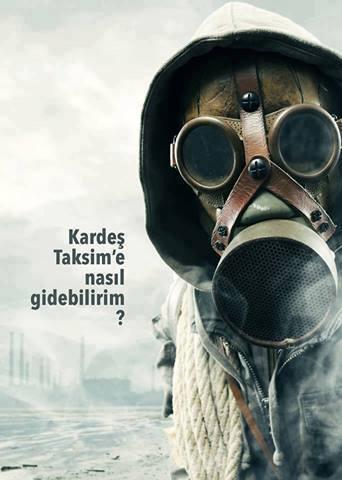 Gezi Direnişi 'Sosyal Medya'da 10
