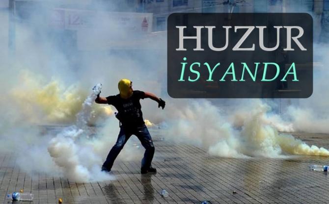 Gezi Direnişi 'Sosyal Medya'da 11