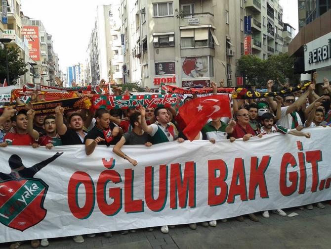 Gezi Direnişi 'Sosyal Medya'da 14