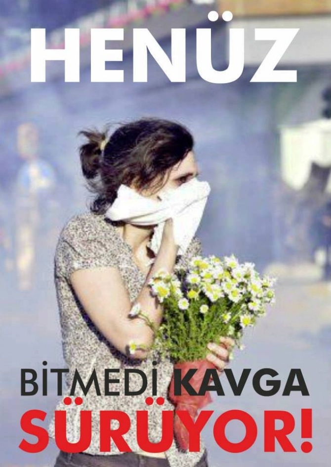 Gezi Direnişi 'Sosyal Medya'da 15