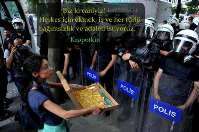 Gezi Direnişi 'Sosyal Medya'da 17