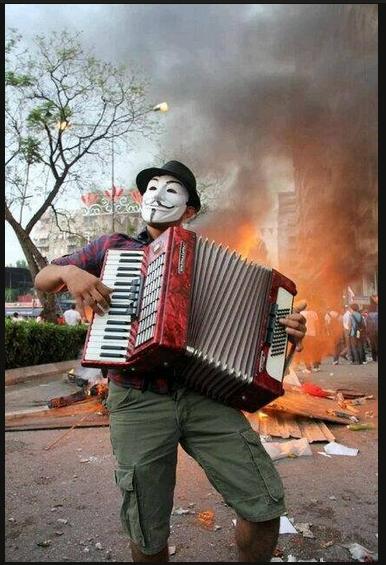 Gezi Direnişi 'Sosyal Medya'da 2