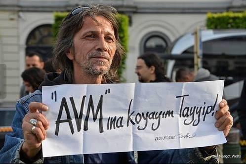 Gezi Direnişi 'Sosyal Medya'da 21