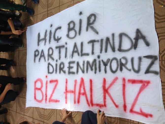 Gezi Direnişi 'Sosyal Medya'da 23