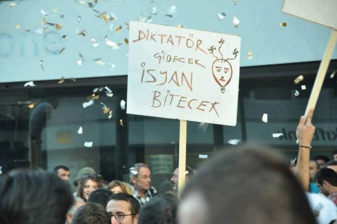 Gezi Direnişi 'Sosyal Medya'da 25