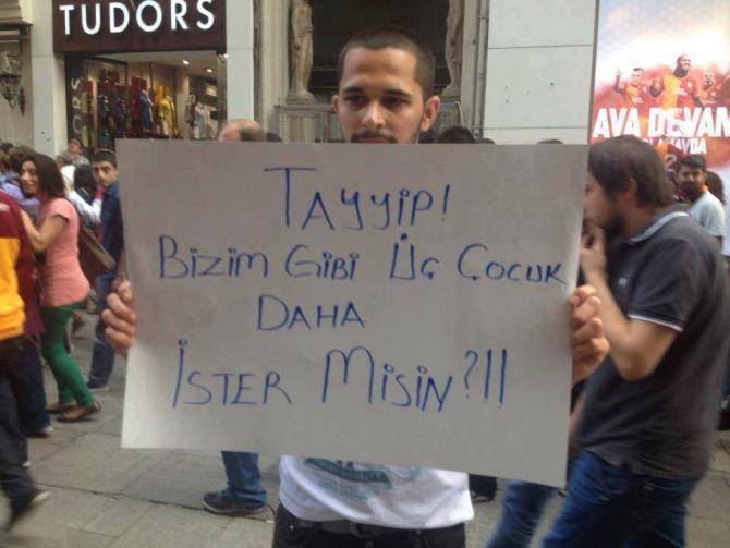 Gezi Direnişi 'Sosyal Medya'da 28