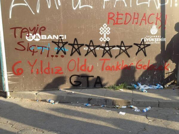 Gezi Direnişi 'Sosyal Medya'da 29