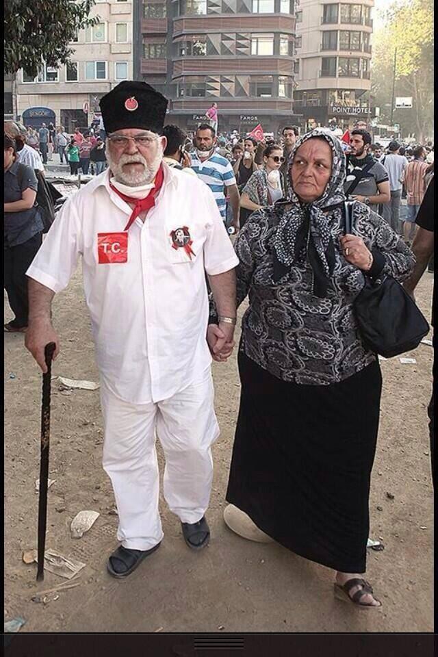 Gezi Direnişi 'Sosyal Medya'da 31