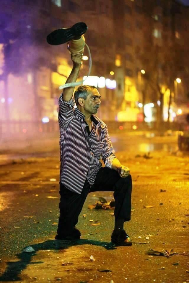 Gezi Direnişi 'Sosyal Medya'da 32