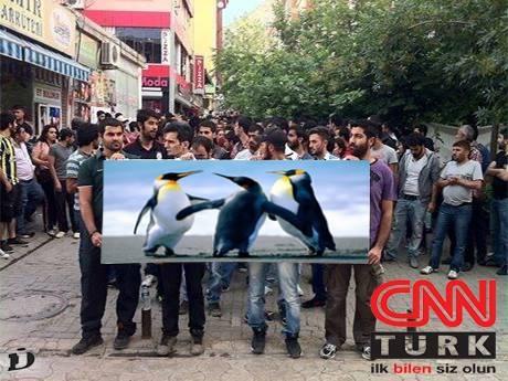 Gezi Direnişi 'Sosyal Medya'da 38