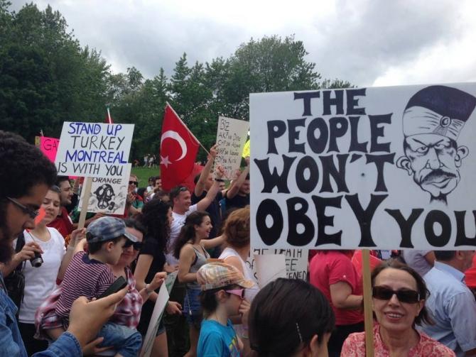 Gezi Direnişi 'Sosyal Medya'da 41