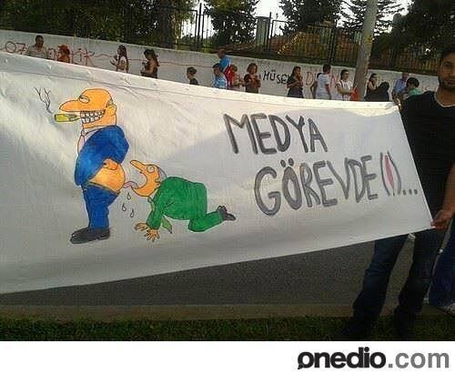 Gezi Direnişi 'Sosyal Medya'da 42