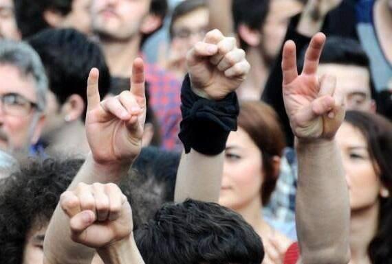Gezi Direnişi 'Sosyal Medya'da 46