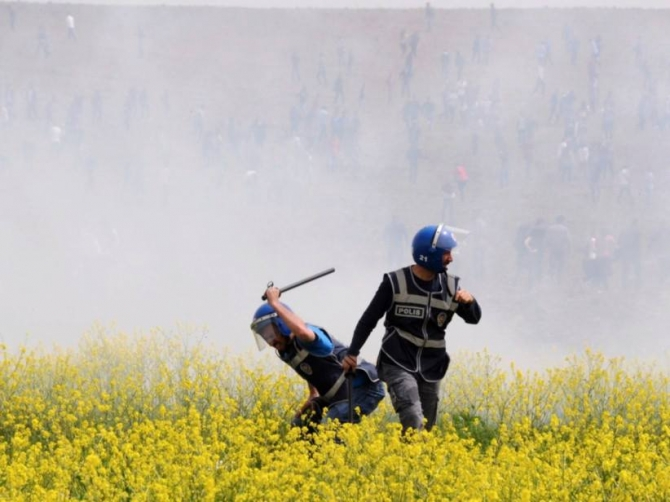 Gezi Direnişi 'Sosyal Medya'da 48