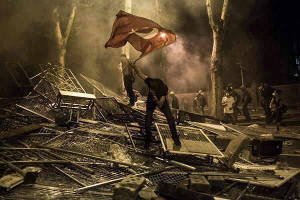 Gezi Direnişi 'Sosyal Medya'da 5
