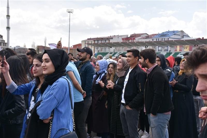 Kars'ta 1 Mayıs Coşkusu 10