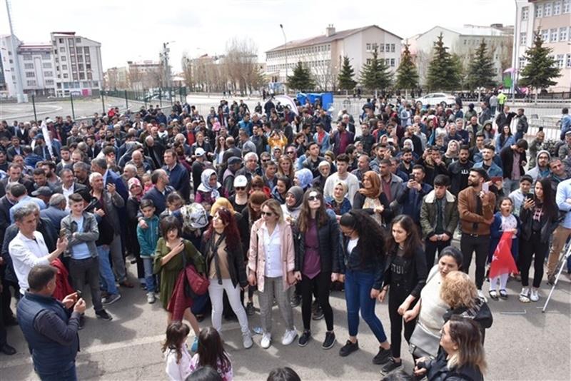Kars'ta 1 Mayıs Coşkusu 11