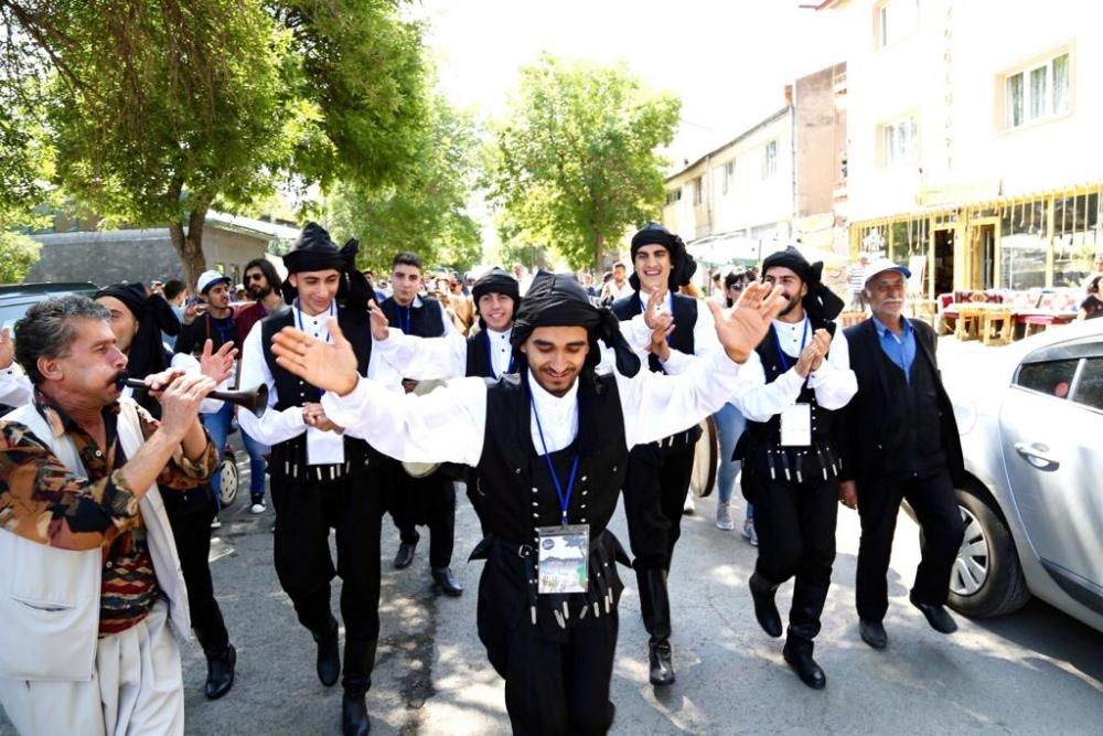 Kars'ta Diller ve Kültürler Buluştu 1