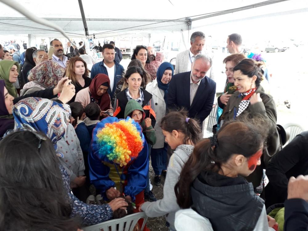 Kars'ta Diller ve Kültürler Buluştu 9