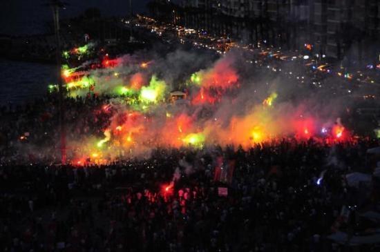 İzmir'de Gezi Parkı Coşkusu 2
