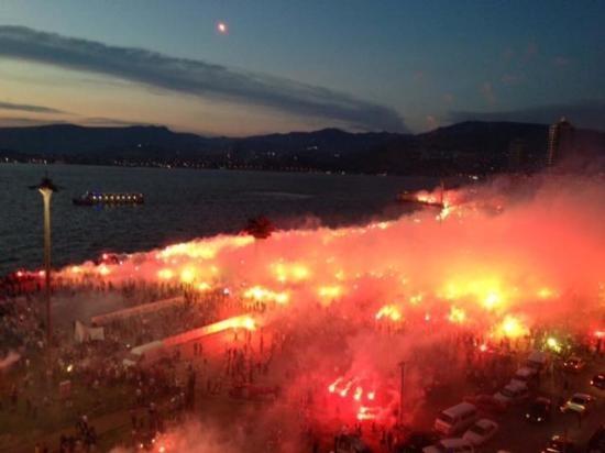 İzmir'de Gezi Parkı Coşkusu 7