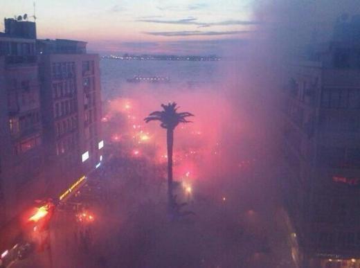 İzmir'de Gezi Parkı Coşkusu 8