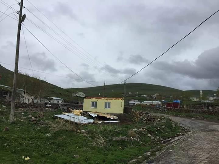 'Kars ve Bölge'de Fırtınalı Günler 14