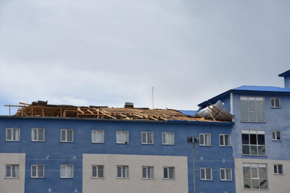 'Kars ve Bölge'de Fırtınalı Günler 2