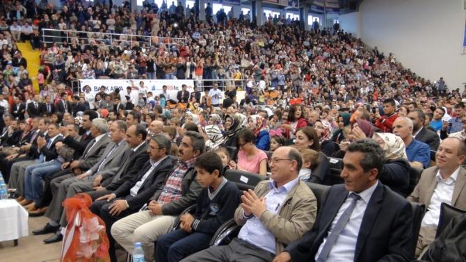 Türkçe Olimpiyatları 2013 Kars 1