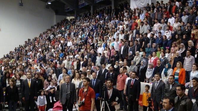 Türkçe Olimpiyatları 2013 Kars 3