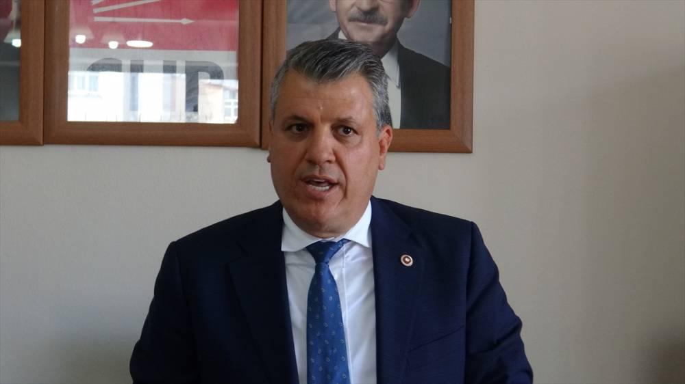CHP'li Vekiller Kars'a Çıkarma Yaptı 2
