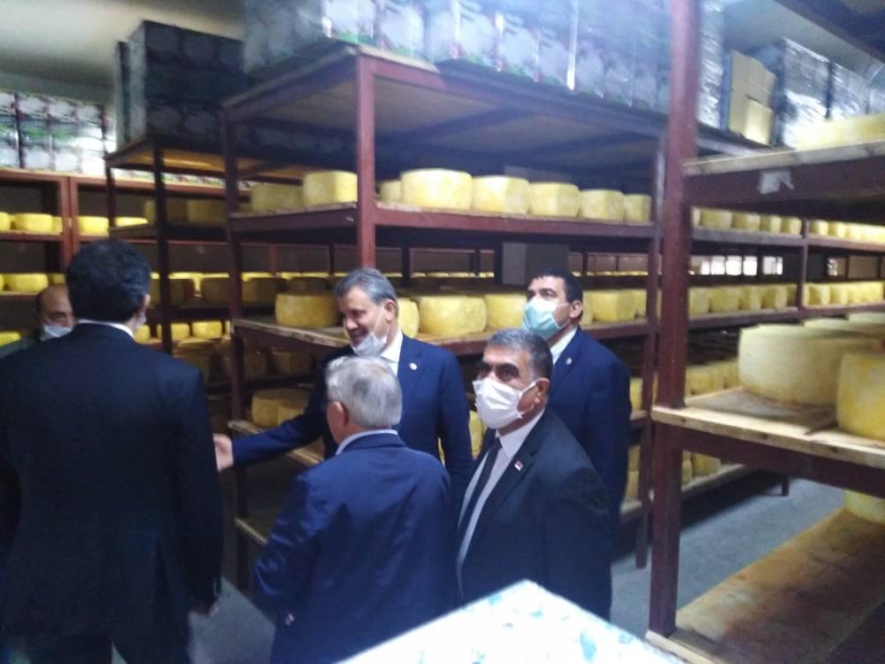 CHP'li Vekiller Kars'a Çıkarma Yaptı 21