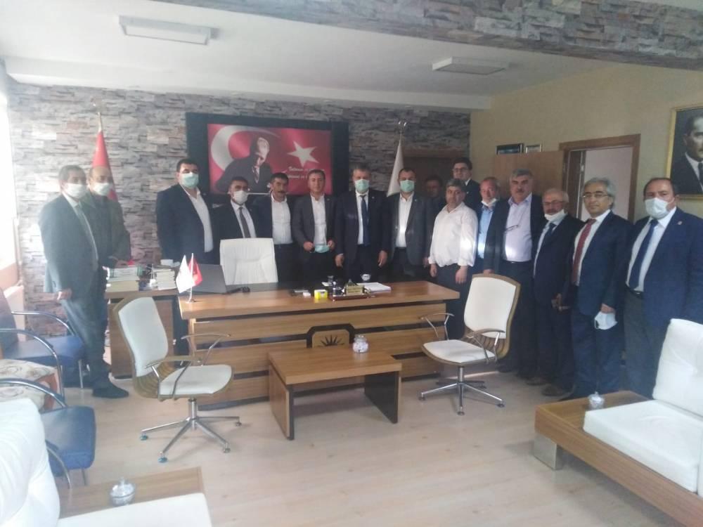 CHP'li Vekiller Kars'a Çıkarma Yaptı 28