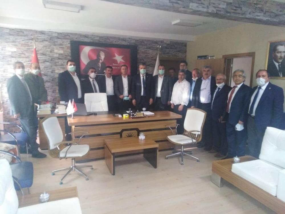 CHP'li Vekiller Kars'a Çıkarma Yaptı 29