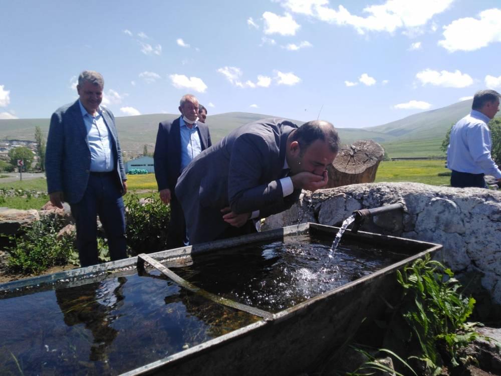 CHP'li Vekiller Kars'a Çıkarma Yaptı 43