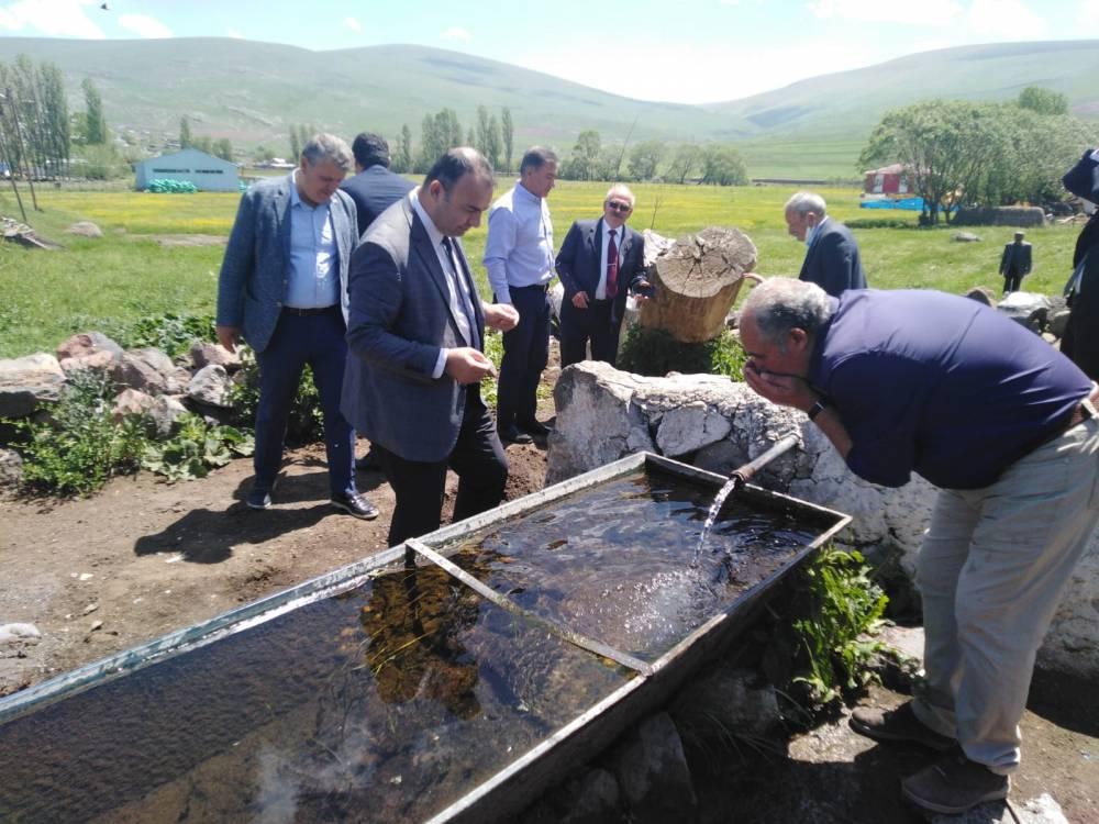 CHP'li Vekiller Kars'a Çıkarma Yaptı 45