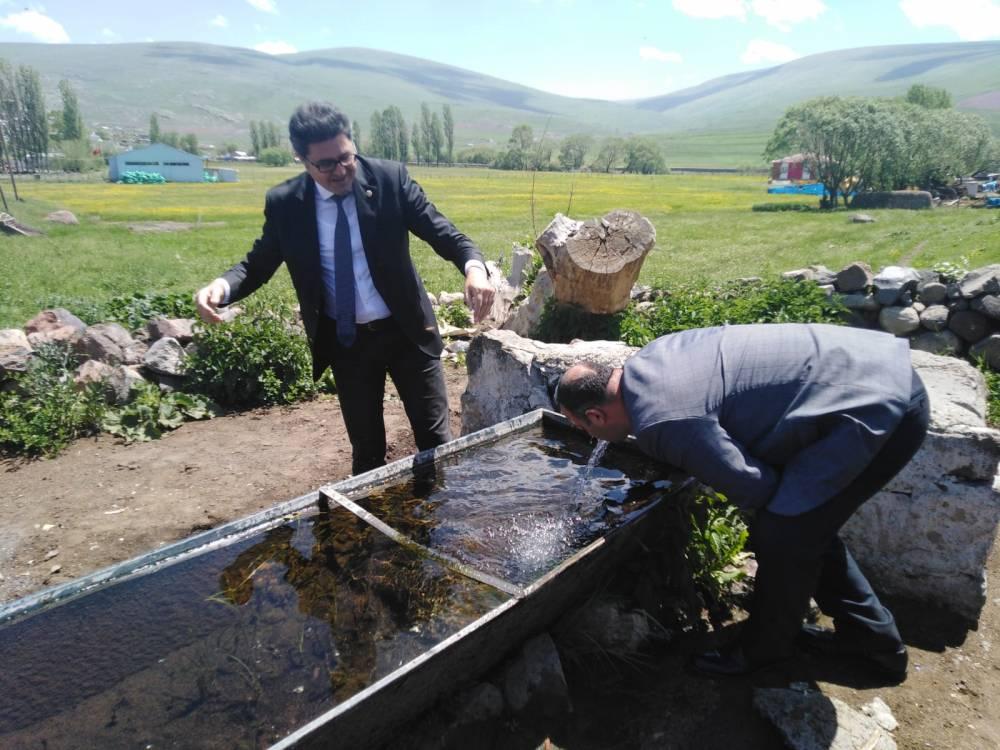 CHP'li Vekiller Kars'a Çıkarma Yaptı 52